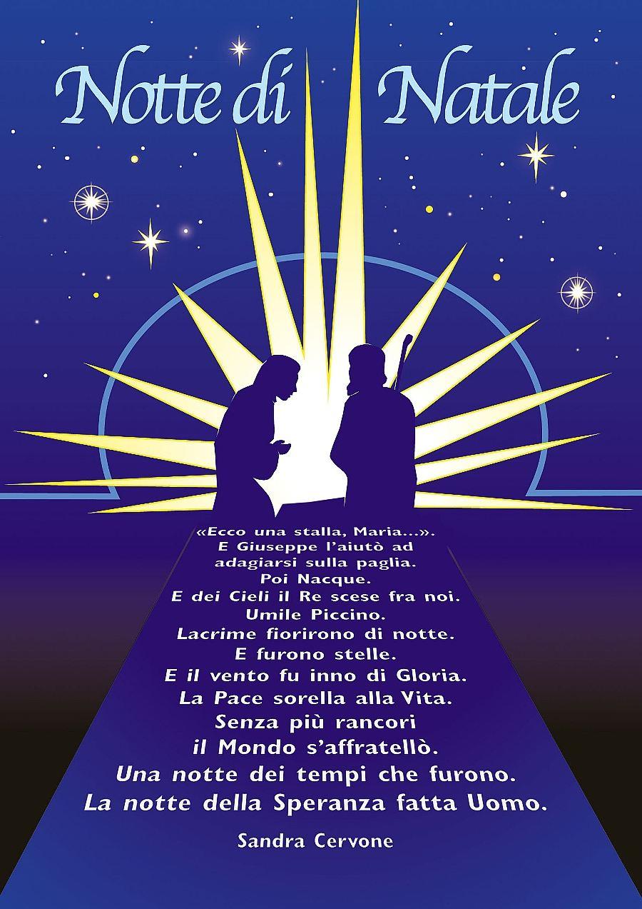 Auguri Di Natale Napoletano.Poesie Di Natale Sulla Pace